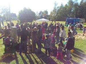 Read more about the article Einweihung Spielplatz
