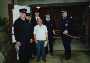 Read more about the article Der Kamerad Elwir Hultsch war 40 Jahre lang Gerätewart und Maschinist