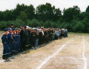 Read more about the article Partnergemeinde Chrzastowice 18.Juni 2003